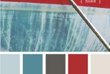 playroom Color Schemes / by Miranda O