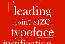 Typography / by Mary Samples