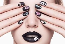 Nails!!! / Anything about nails!! / by Rhea Martin