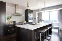 kitchen / by Danielle Yeager Heizenroth