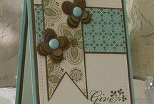 Card Ideas, I love / by Scrap It Girl, Kimberly Congdon
