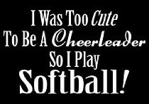 Softball <3 / by Shannon Martin