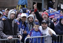 NY Giants Championship Parade / by Youth Football Online