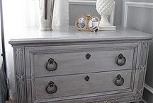 Furniture redo / by Ginna Broce