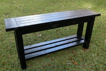 ~DIY FURNITURE~ / Furniture and household things to make yourself.. / by ~kitchenwitch 04~