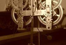Clock Repairs / Clock repairs I have made or pins that would be helpful in making repairs / by Dug North - Antique Clock Repair