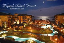 Kauai Vacation Rentals / Places to stay  / by Doug