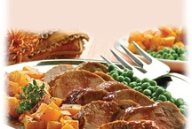 Pork Recipes / by Deborah VanSlyke