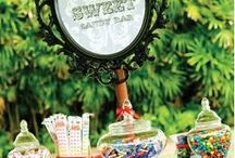 Candy Buffet Ideas / Candy Buffet Ideas and Inspirations / by Weddings In Iowa