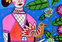 Mexican art / by Gretel Galeana