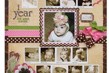 scrapbook page ideas / by Loretta Stufflebeem