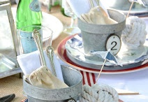 Outdoor Dining - Ivar's Style / by Ivar's