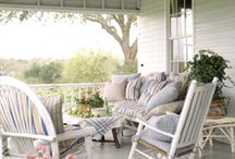 Sit on this porch! / by Nancy Weatherford