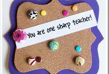 teacher appreciation / by Amy Cornwell, LLC