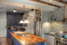 Kitchen Design / by Erin Taylor Vizza