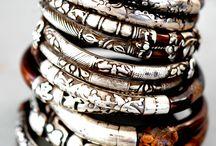 Bracelets I Love / Pretty stuff / by Heidi Adams Ramsey