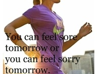 Get Fit and Feel Good / by Courtney Phillips