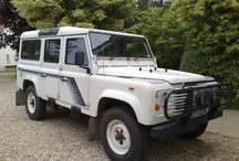 Vehicle Wish List / My wife asked my what car I would buy if I could do it today. Well my answer has to be a Land Rover!!! / by Pieter Smith