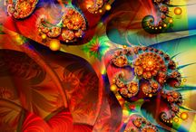 Fractals / fractals / by Gary Zajac