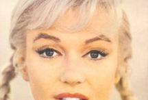 Marilyn Monroe ❤ / Follow me on Instagram: Seli_xo / by Selina Bermudez