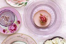 Tea sets / by Darcy DeCrescenzo