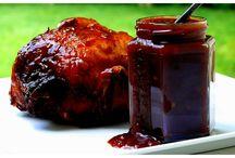 dips, dressings, sauces &marinades / by Callie Hays