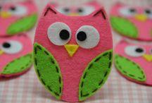 Owls / by Ashley Luker