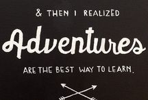 mini adventures / by Robyn Butler
