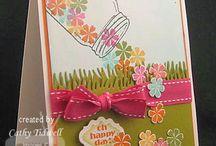 Crafts Cards / by Kathryn Rohrbach Ankenman
