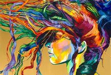 Art that's bold! / by Gayla Nelson