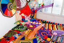Crochet Art / by Gato Chirolio !