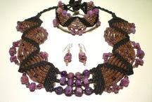 Macramé Sets / by kaynara jewellery