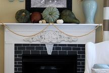 Mantel Decor / by Brittany McKee