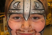 Face Painting Ideas / by Jennifer V