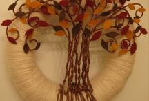 wreaths for mommy / by Sally Langley