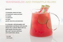 drinks / by Candi Weinrick