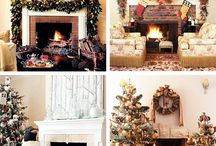 Holiday Fireplaces / by PURE Inspired