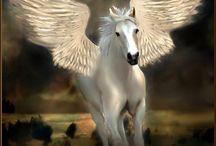 Pegasus and Unicorns / by Wanda McBride-Owens