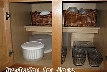 Organizing / by Laura {Inspiration for Moms}