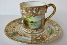 Collectible Tea and Coffee Accoutrements / by Christine McClintock Hudspeth