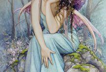 Fairies / by Carmen Torres