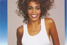 Whitney Houston / by Carolyn Livingston
