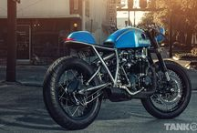 Cafe Racer / by Nabil Touchie