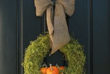 Fall Decorating / by Leisa Farris