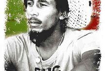 Bob Marley / by Lucy Welch