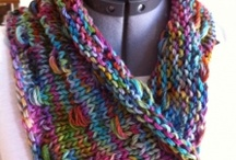 yarns & threads / by Kathy Tippets