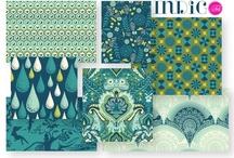 Fabric and Fiber / by Beneath the Rowan Tree