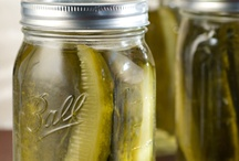 canning and frezzing / by Cherie Haynes