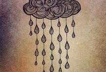 Rain / by Society6