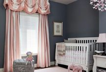 baby/kid rooms / by Anna Norcross